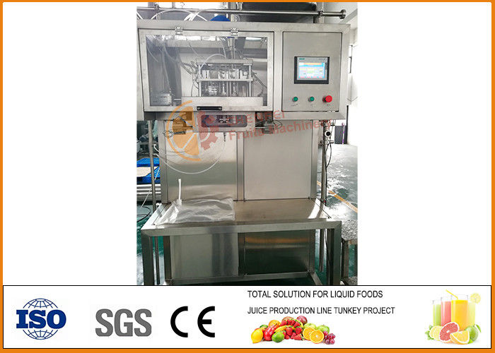 10L 120-150 Bags/h Juice and jam Aseptic hot BIB Filling Machine