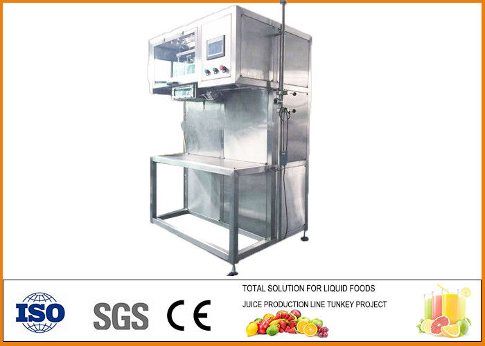 Automatic Fruit And Vegetables Juice And Jam single head Bag Filling Machine